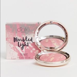 Ciate london marbled light illuminating blush DUSK